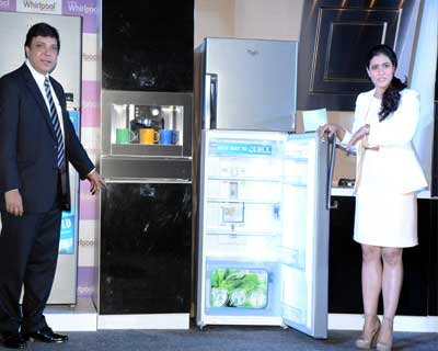 Whirlpool product launch