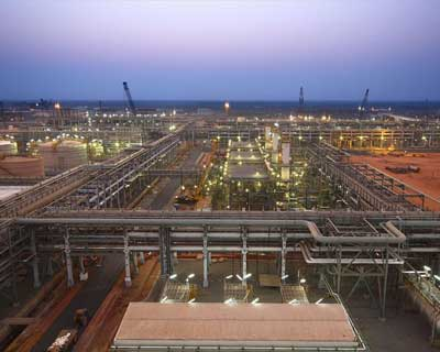 RIL-BP to produce gas