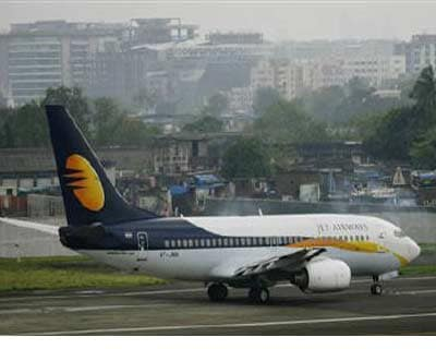 No downsizing at Jet Airways