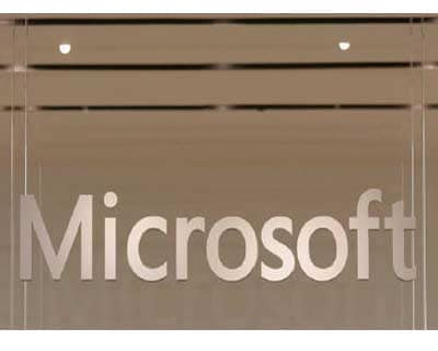 <p><b>The Microsoft logo hangs from a window during the grand opening of Microsoft&#39;s first retail store in Scottsdale, Arizona</b> </p><p> Software giant Microsoft Corp is looking for a partner in China to help the company play a major role in China&#39;s internet search market, Wall Street Journal said. </p><p> Simon Leung, Microsoft&#39;s Chief Executive for greater China, told the Journal in an interview that the company plans to invest about $100 million in Chinese companies. </p><p> Leung told the paper that Microsoft will target companies in sectors including software, cloud computing and possibly even gaming. </p>
