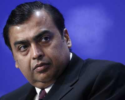 "<p><b>Mukesh Ambani, Chairman and Managing Director, Reliance Industries (RIL), attends a session at the World Economic Forum (WEF) in Davos</b></p><p>RIL plans to invest up to $12 billion in the chemicals business to tap the market for hygiene and healthcare products and will look at developing a new rubber business, Chairman Mukesh Ambani said.</p><p>""We believe that hygiene will be a very big market in a rapidly prospering India where people&#39;s aspirations are rising,"" Ambani, the world&#39;s ninth-richest man according to Forbes, said.</p>"