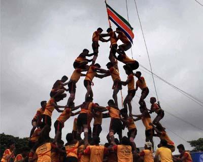 India celebrates Janmashtami