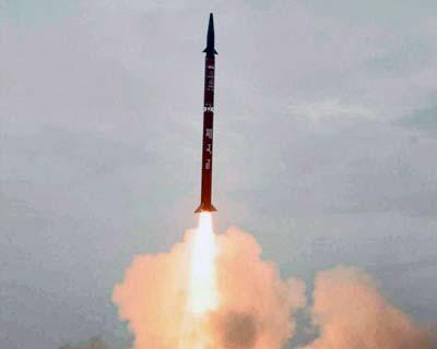 India successfully test fires AGNI-II