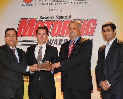 BS Motoring awards