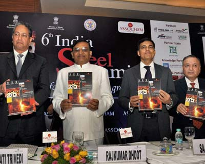 6th India Steel Summit held