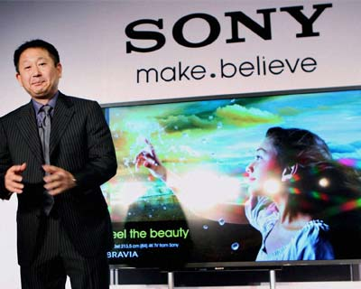 Sony launches new products