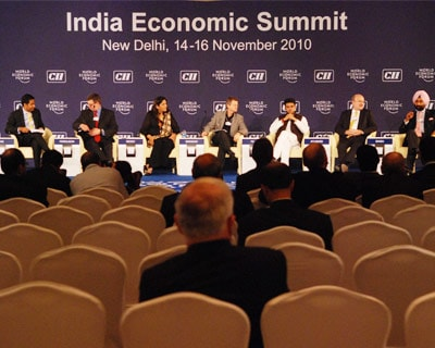 India Economic Summit: Day 3