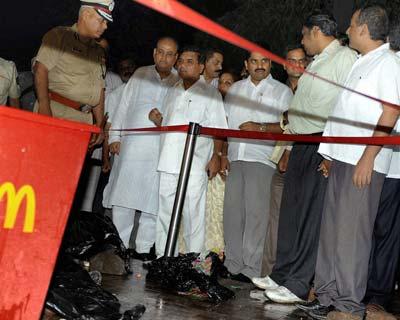 Four blasts hit Pune