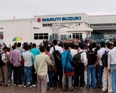 Maruti reopens Manesar plant