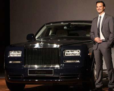Rolls-Royce Phantom Series II launched in Mumbai