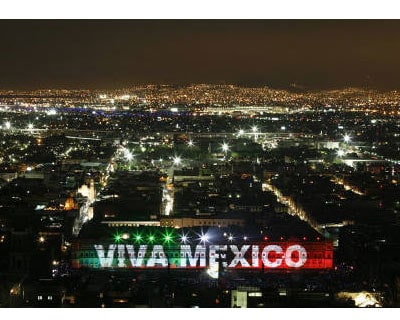 """<p><b>The national presidential palace is lit up in the colours of the Mexican flag during a sound and light show in Mexico City</b></p><p>Though it exports more than Brazil and India and enjoys the kind of population growth Russia can only dream about, Mexico has long been in the shadow of its more dynamic emerging market cousins.</p><p>Today Mexico has a growing body of supporters who believe it is closing the gap on the so-called BRIC nations as a driver of global growth, powered by rising competitiveness and the willingness to capitalize on untapped financial resources.</p><p>Grouped under the """"BRIC"""" moniker coined by Goldman Sachs' Jim O'Neill in 2001, Brazil, Russia, India and China have leapt up the chart of the world's biggest economies, and recent forecasts suggest Mexico may soon advance at a similar pace.</p>"""