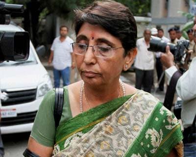 Former BJP minister Kodnani convicted in Naroda Patia case