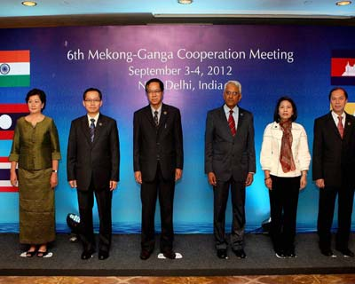 India hosts 6th Mekong-Ganga Cooperation meeting