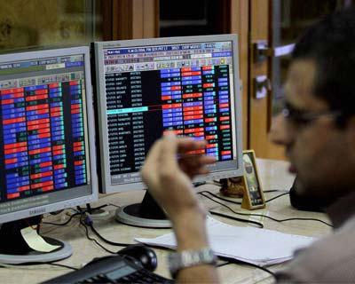 Sensex crosses 19,000