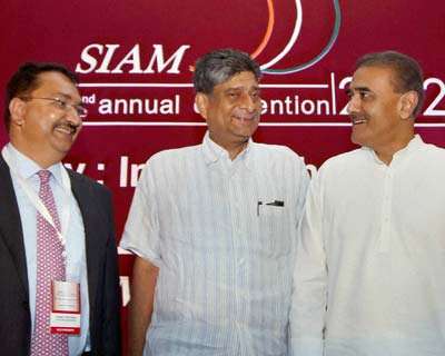 SIAM`s 52nd Annual Convention held