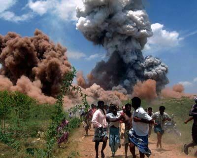 37 die in Sivakasi cracker factory fire
