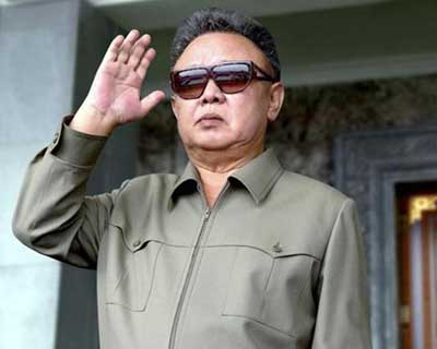 North Korean leader dies