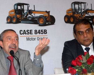 Case Launches B Series Motor Grader