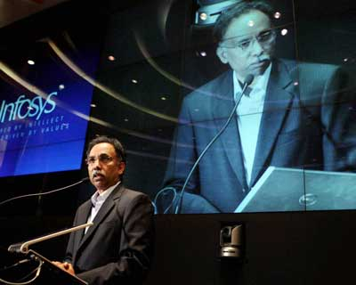 Infosys Q3 results announced