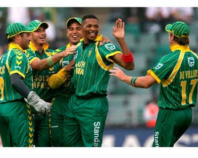 Finally, South Africa was chosen to host the second edition of the IPL