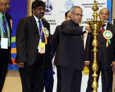 President at Indian Engg Congress