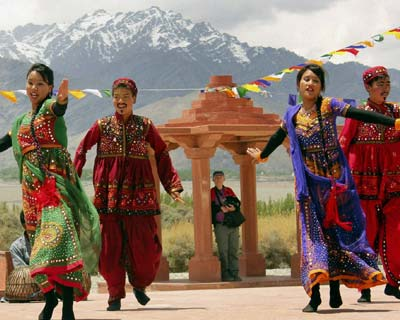 June 12: Ladakh artists at Sindhu fest