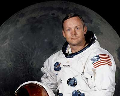 <b>Neil Armstrong</b>, 82, American astronaut and the first person to walk on the Moon. Also an aerospace engineer, naval aviator, test pilot, and university professor. Before becoming an astronaut, Armstrong was an officer in the US Navy and served