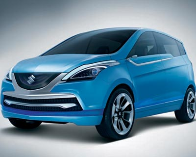 <b>Maruti Suzuki RIII concept:</b> This will be a new people carrier from Maruti that enters a new segment for them altogether. The car will accommodate six people.