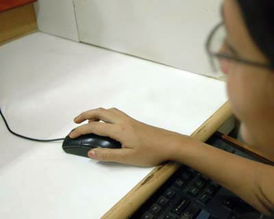 Servers crash at the first online common admission test of the Indian Institutes of Management (IIM), CAT 2009.