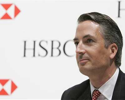 April 2: HSBC names India CEO