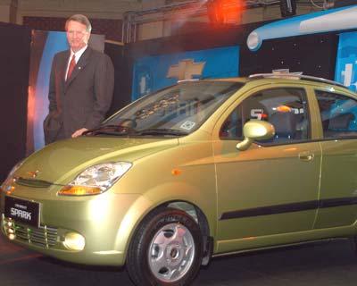 GM may take Spark off Maruti, Hyundai
