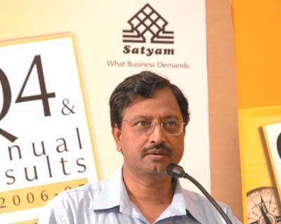 Satyam Q4 net profit up 37%
