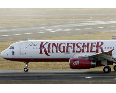 <p><b>A Kingfisher Airlines Airbus passenger aircraft prepares to take-off at Mumbai airport</b></p><p>Kingfisher Airlines has brought down its debt as part of a debt restructuring process and would prefer to wait for crude prices to stabilise before