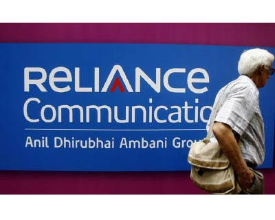 <p>A man walks past a logo of Reliance Communication before the Annual General Meeting in Mumbai</p><p><b>Reliance Communications, India&#39;s second-largest mobile phone carrier by subscribers, will restructure its wireless business over the next 30