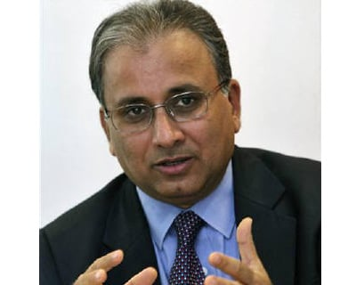 <p><b>Suresh Vaswani speaks during the Reuters India Investment Summit in Bangalore</b></p><p>Dell Inc has named Suresh Vaswani, who was earlier joint chief of the IT business at Wipro Ltd, as the Executive Vice-President of Dell Services&#39; applic
