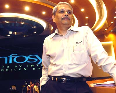 Infosys results get market thumbs-down