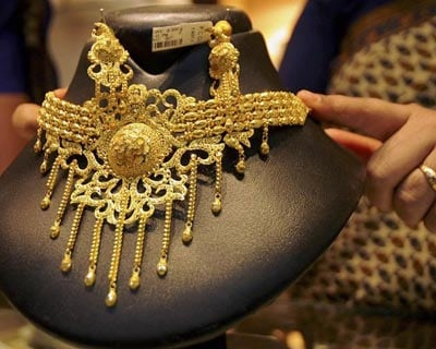 Gold demand weak