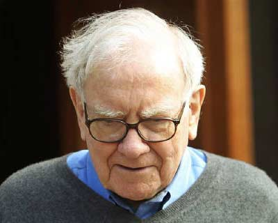 Berkshire Hathaway chairman and CEO Warren <p>Buffett attends the second day of the Allen and Company Sun Valley Conference in Sun Valley, Idaho</p><p><b>Warren Buffett has been buying amid this week's sharp declines in the market, and has not ye
