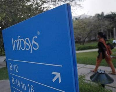 April 13: Infy warns of challenging times