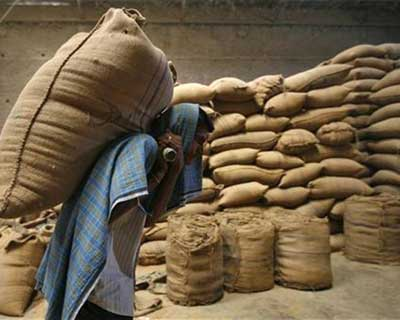 India set for record output