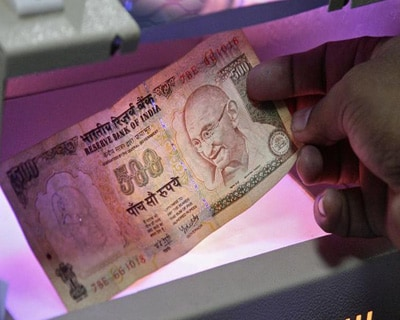 April 20: Rupee hits new 3-month low