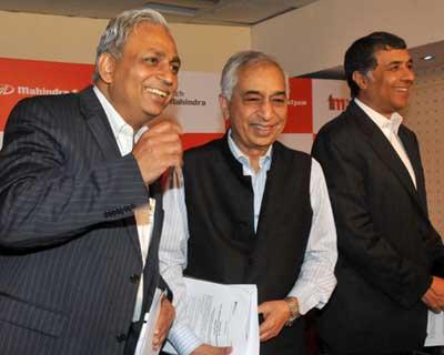 Mar 21: Tech Mahindra, Satyam merge