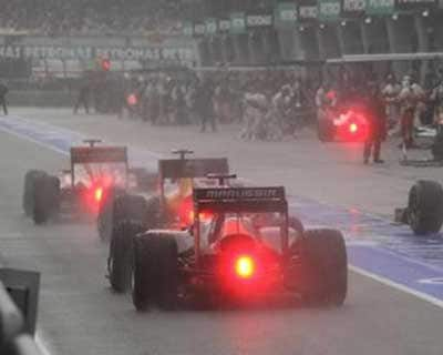 F1 to pay $1 bn dividend