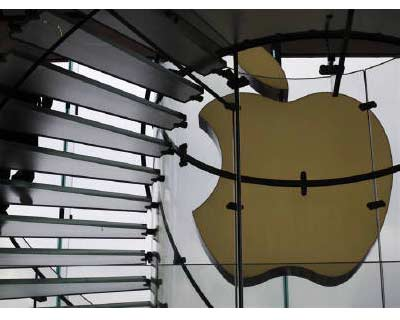 <p>An Apple logo is seen after its light was switched off to mourn the death of former CEO Steve Jobs, in an Apple store in Hong Kong</p><p><b>If the death of Apple's inspirational leader means a slowdown in the company's blistering pace of i