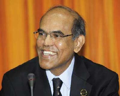 <p><b>Reserve Bank of India (RBI) Governor Duvvuri Subbarao attends the monetary policy review meeting in Mumbai</b>