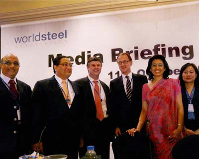 Steel demand to rise by 3.2% in 2013: World Steel Association