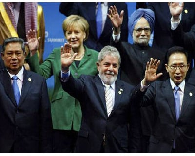 November 12: The G20 Summit