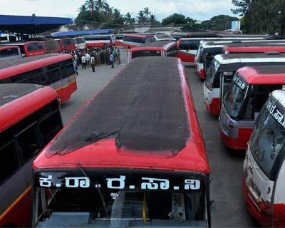Transport strike paralyses Karnataka