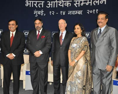 India Inc at World Economic Forum