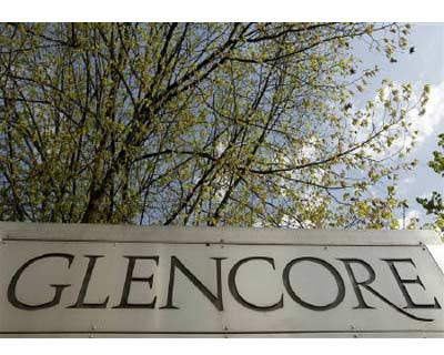 <p>The company&#39;s logo is seen in front of the headquarters of Swiss commodities trader Glencore in Baar near Zurich</p><p><b>Glencore International has tightened guidance for its planned $11 billion initial public offering (IPO), pushing up the m